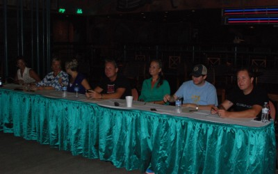 Auditions at the Spanish Galleon