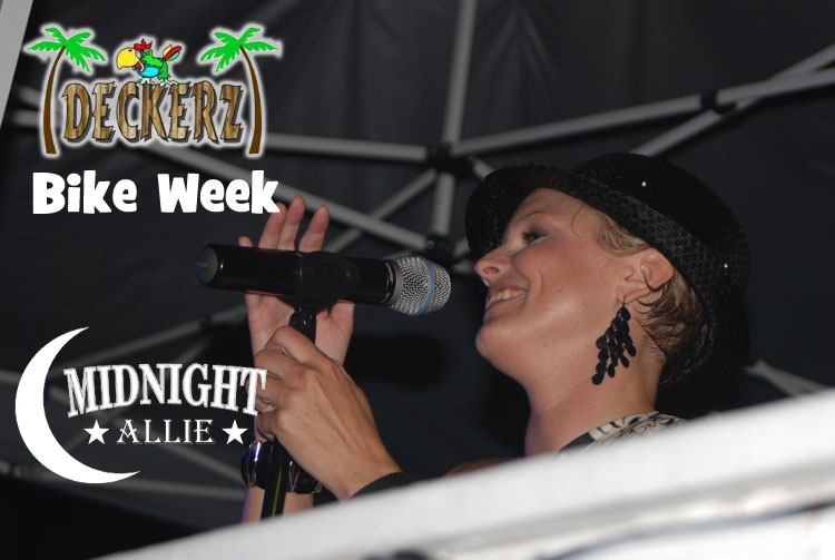 Deckerz Bike Week 2015